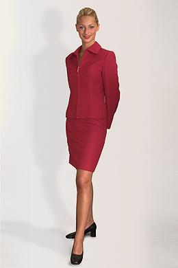 Suit (zipped)